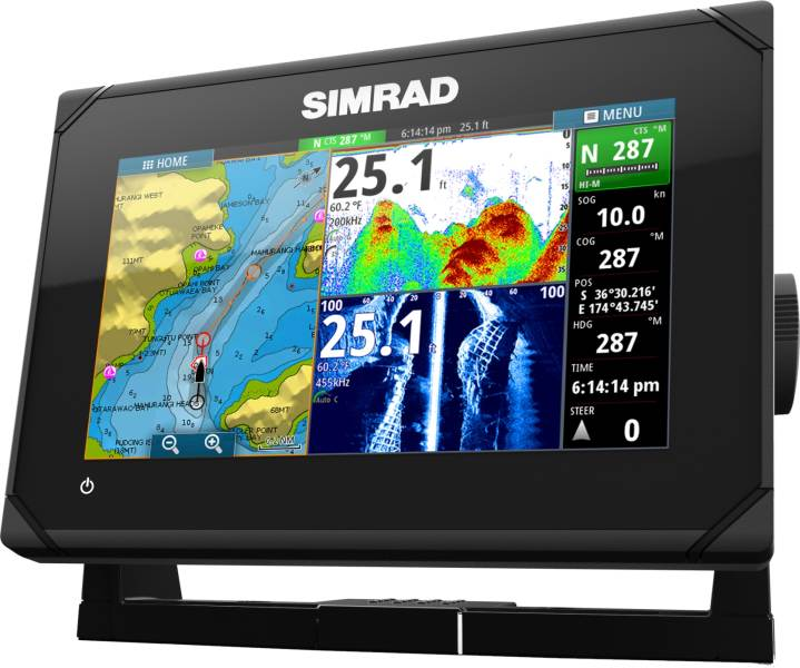 "Simrad GO 7"" Active Imaging"